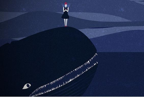 Η παιδοψυχολόγος Μαρία Παπουτσή μιλά για την μπλε φάλαινα