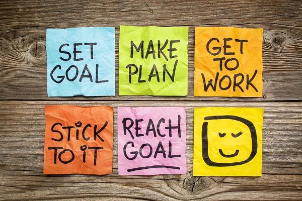 Πως επιτυγχάνονται οι στόχοι;
