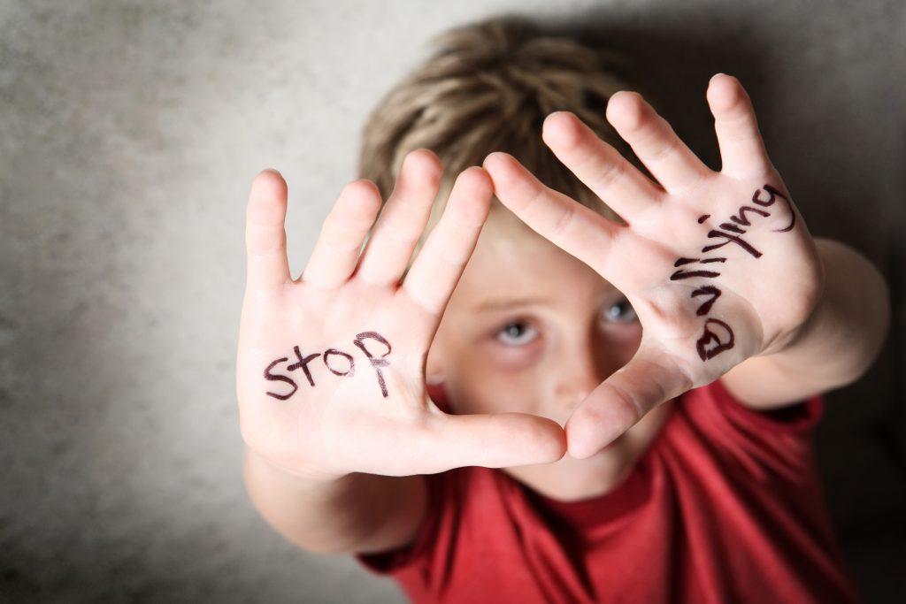 Σταματήστε το σχολικό εκφοβισμό