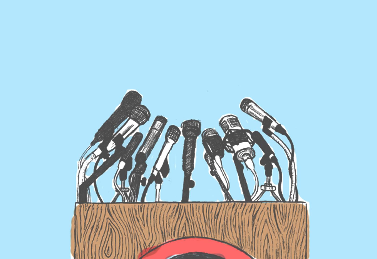 Γιατί φοβάμαι να μιλήσω μπροστά σε κόσμο;