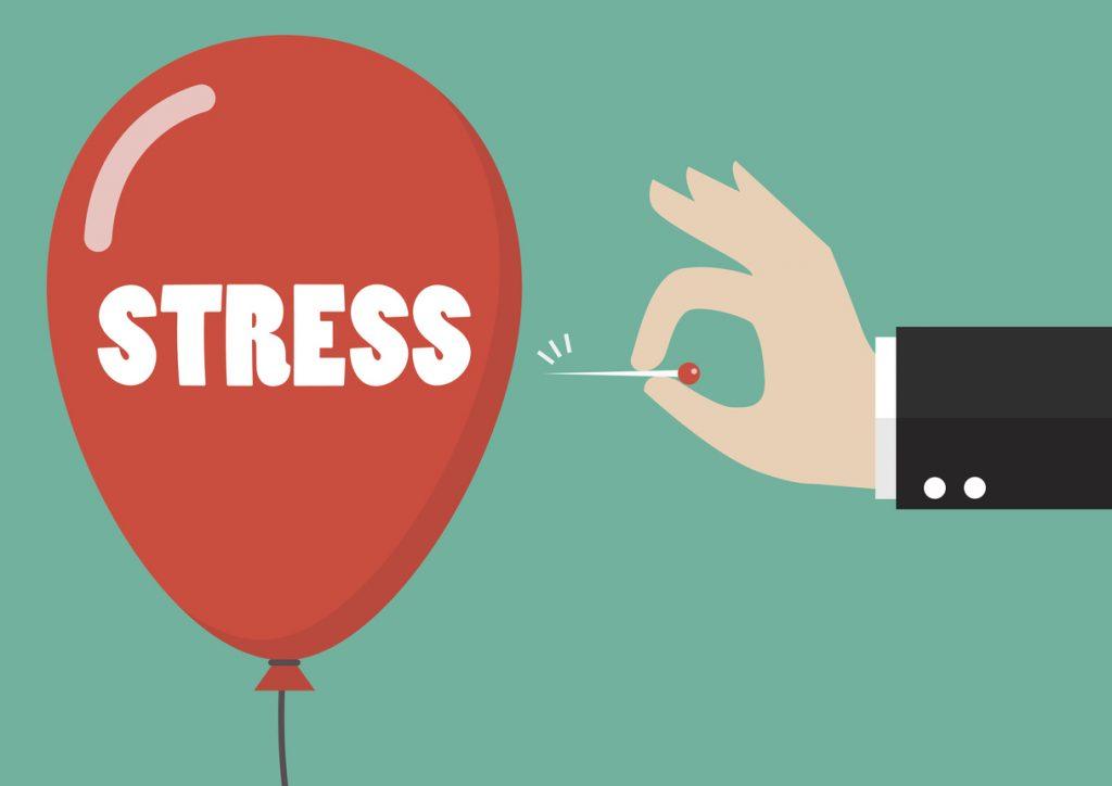 επίπεδα του άγχους