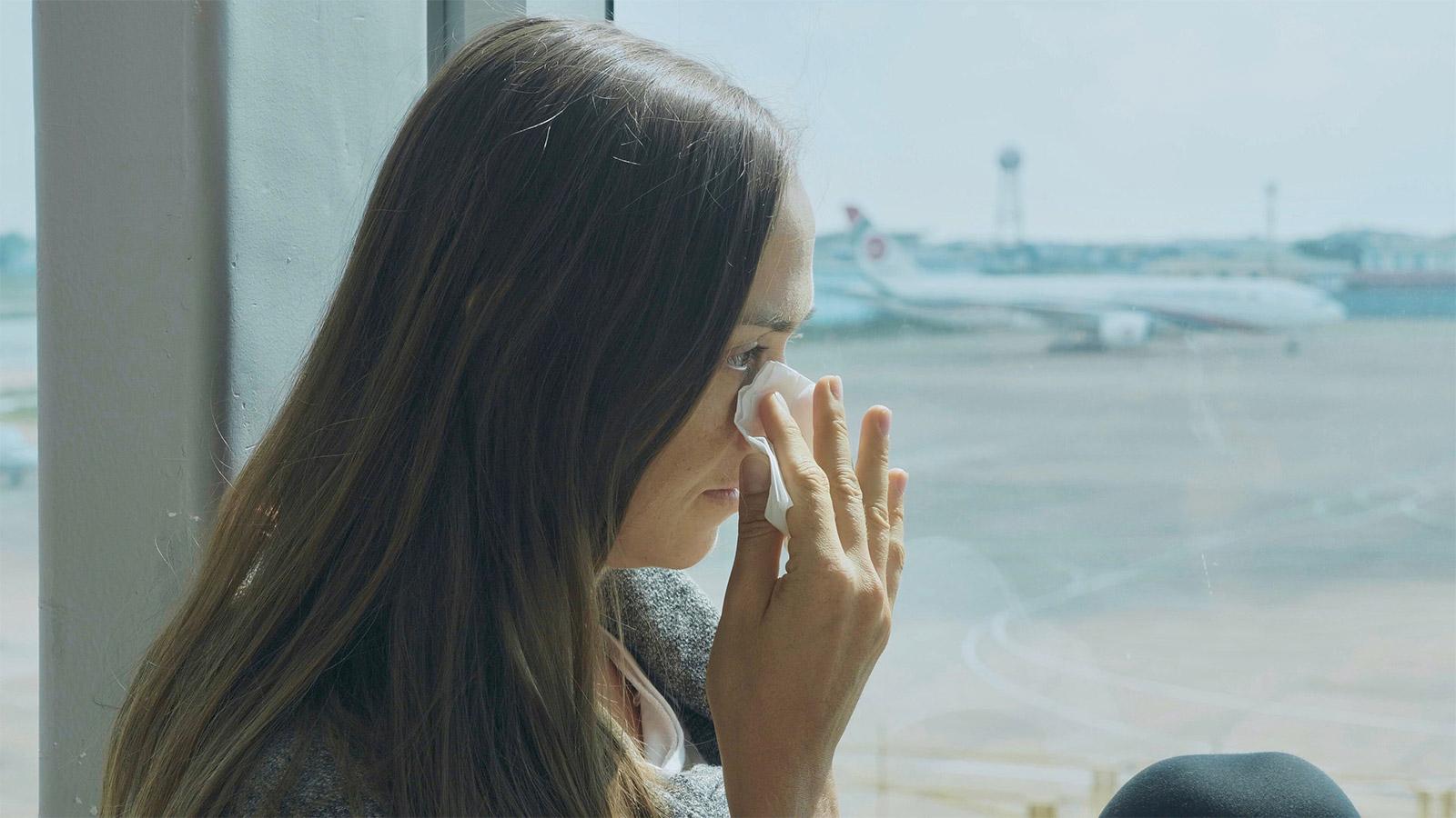 Το κλάμα μιας γυναίκας